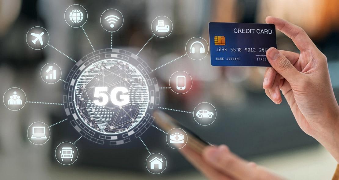 A 5G vem aí: saiba como o sistema financeiro pode usá-la