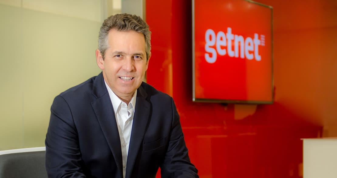 """Podcast   """"Crescemos acima de 3 dígitos no e-commerce durante a crise"""", afirma CEO da GetNet"""