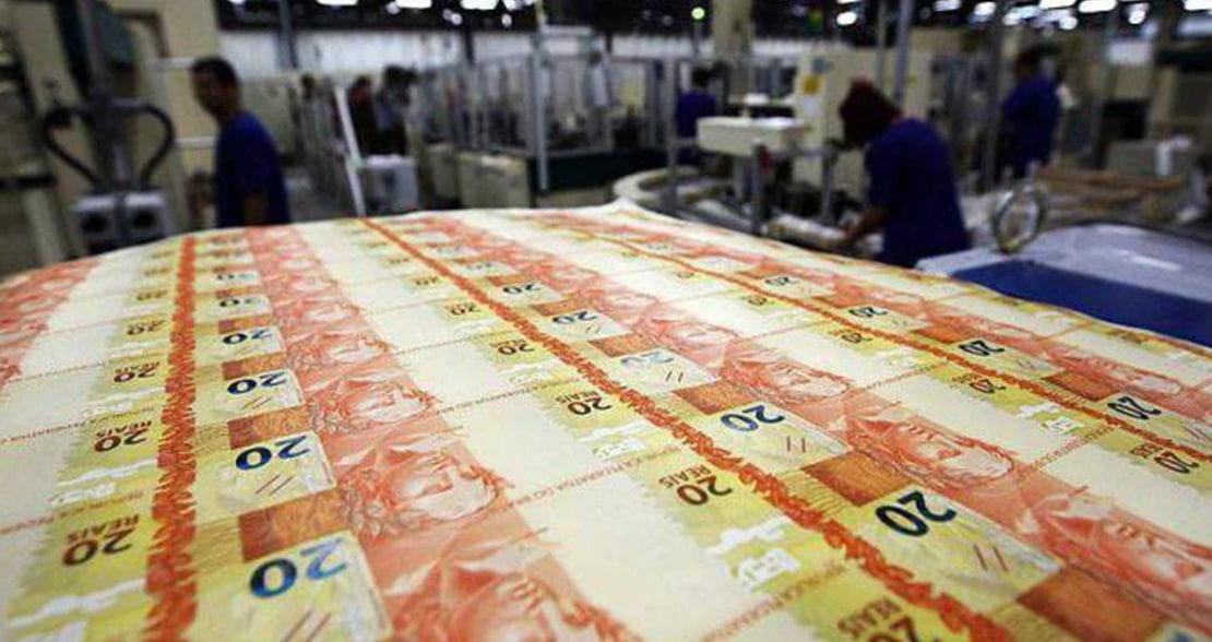 A emissão de moeda e os novos impostos