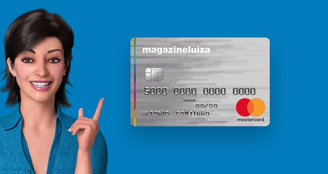Magalu lança cartão de crédito para ligar mundo físico ao digital