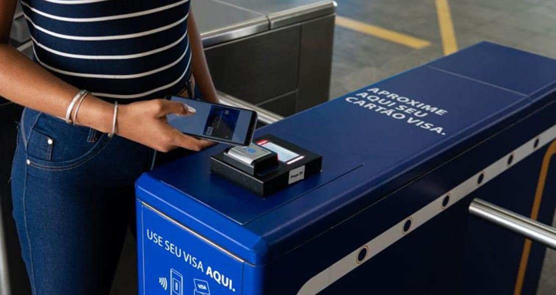 Pagamento de transporte público no RJ está cada vez mais sem contato